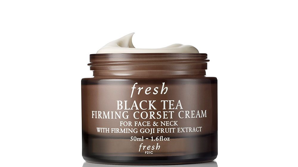 Fresh Black Tea Firming Corset Cream for face and neck