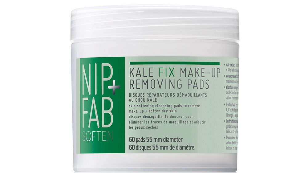 Nip Fab Kale Fix Make-up Removing Pads