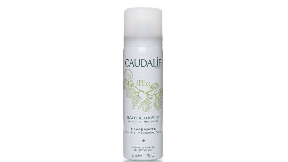 Caudalie grape water spray
