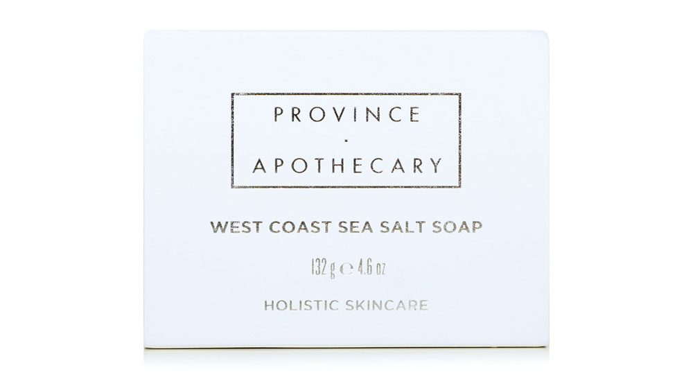 Province Apothecary sea salt soap