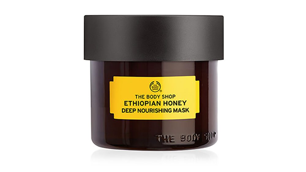 The Body Shop Ethopian Honey mask