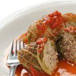 Healthiest Slow-Cooker Quinoa Cabbage Rolls