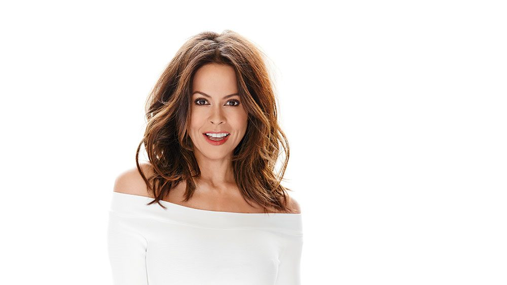 photo of Brooke Burke-Charvet