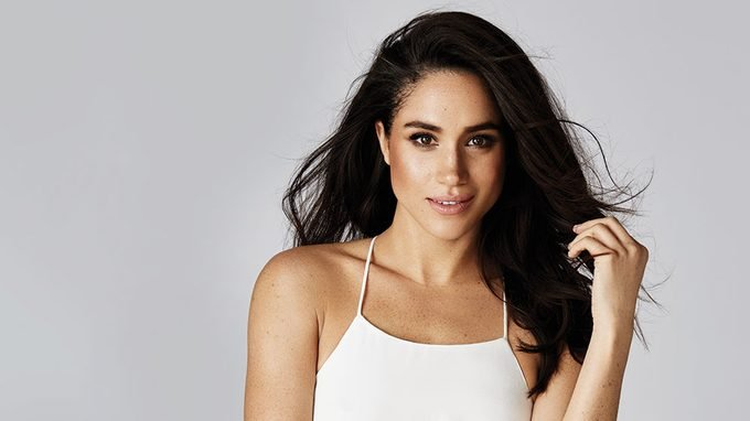 Natural beauty, Meghan Markle's makeup by Sheri Stroh