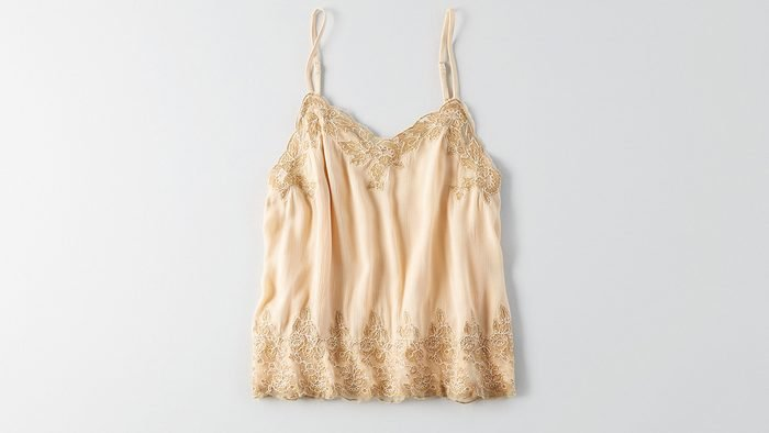 Embroidery fashion blouse from American Eagle Outfitters