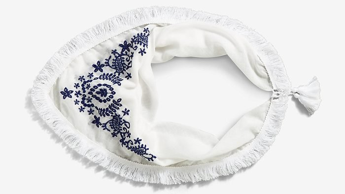 Embroidery fashion Express hankerchief