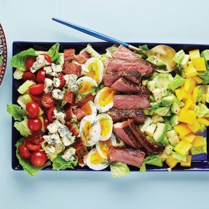 Cobb Salad with Seared Steak