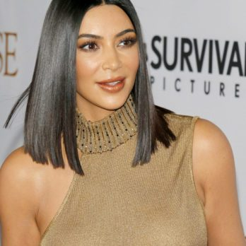 Kim Kardashian's Latest Weight Loss Endorsement Will Make You Sick