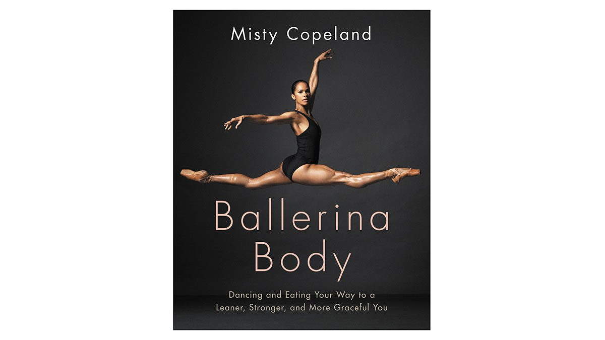 Book cover of Ballerina Body