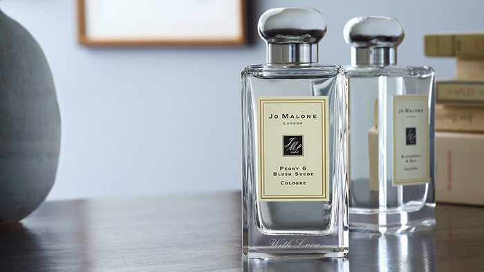 Sentimental Mother's Day Gift: a bottle of Jo Malone perfume