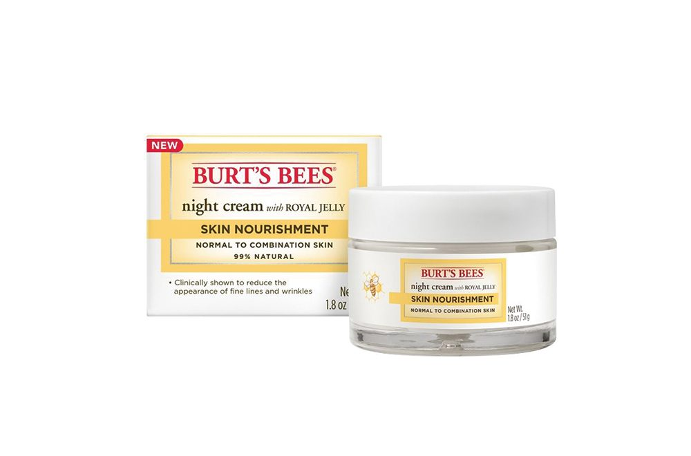 benefits of royal jelly - royal jelly night cream