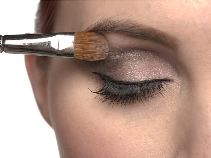 Creating depth is a simple makeup tip that will make your eyes pop