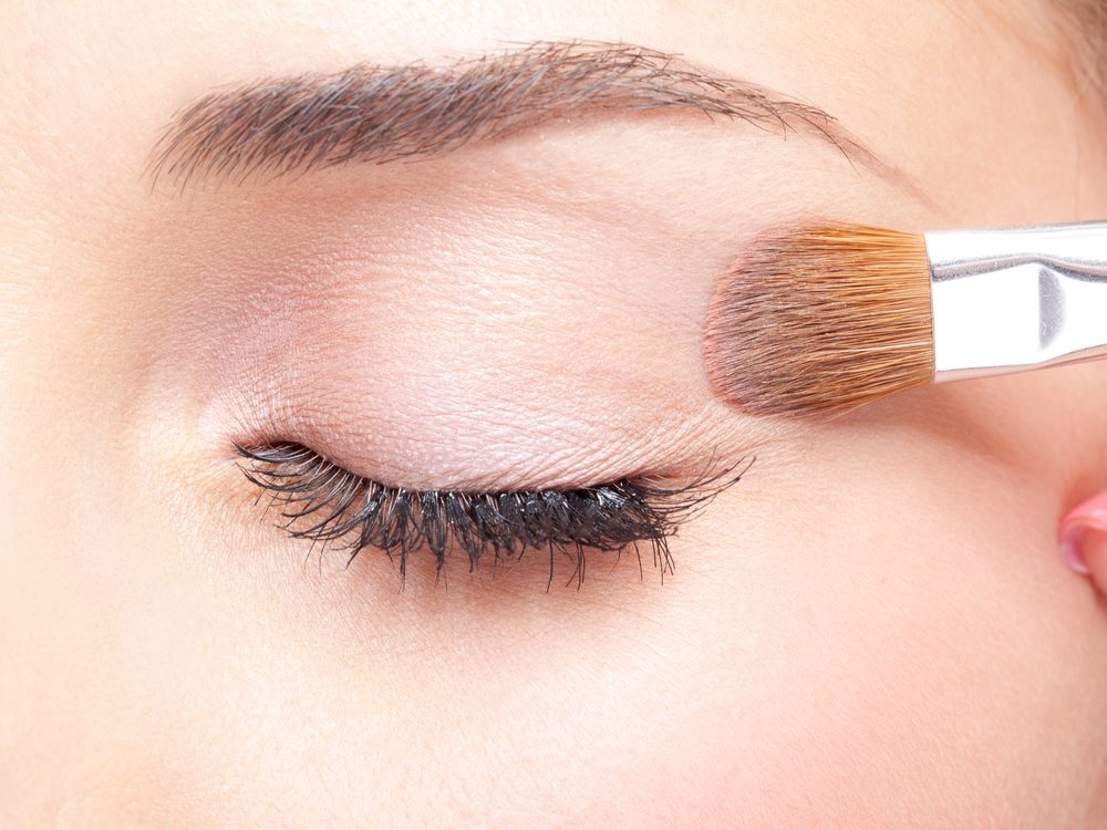 Highlighting your eyes in the right places is a simple makeup tip that will make your eyes pop