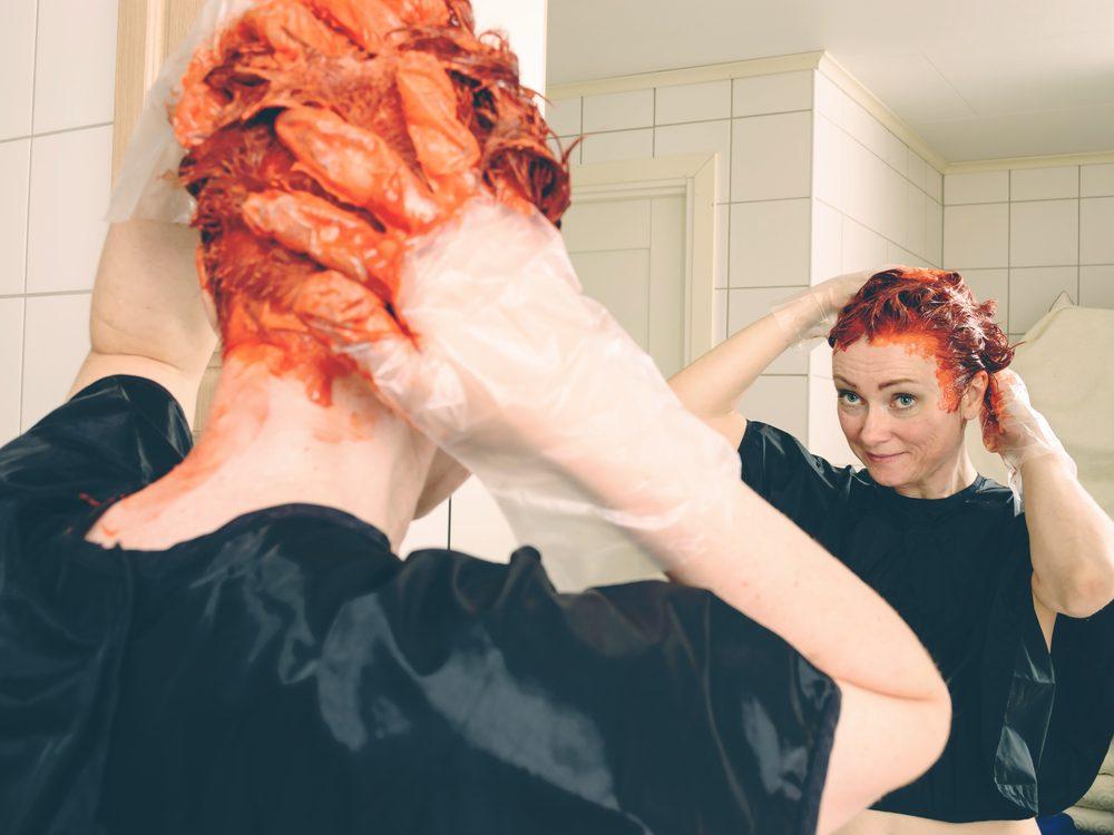 Hair stylist secret: let them do their job with your hair colour