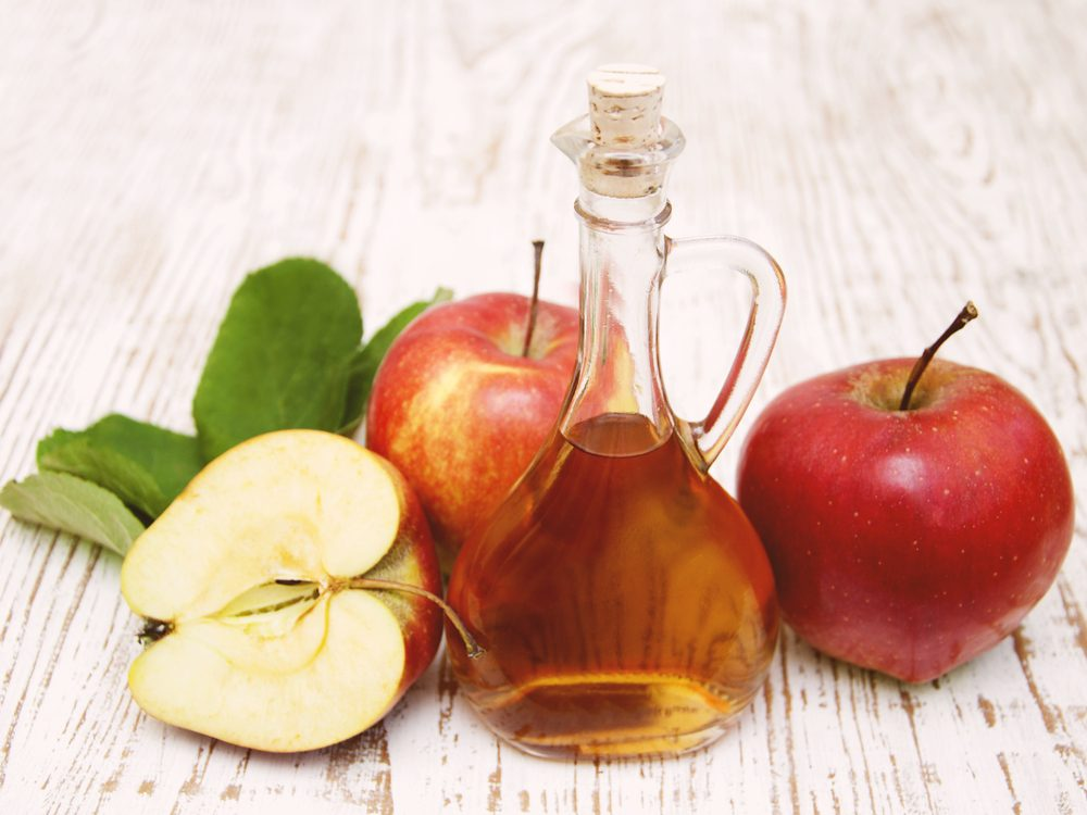 Apple cider vinegar is one of the surprising home remedies for acne