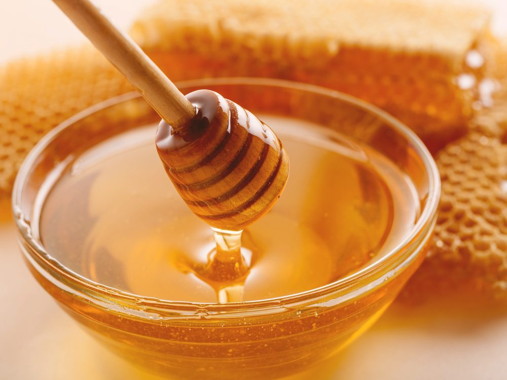 Honey is one of the surprising home remedies for acne