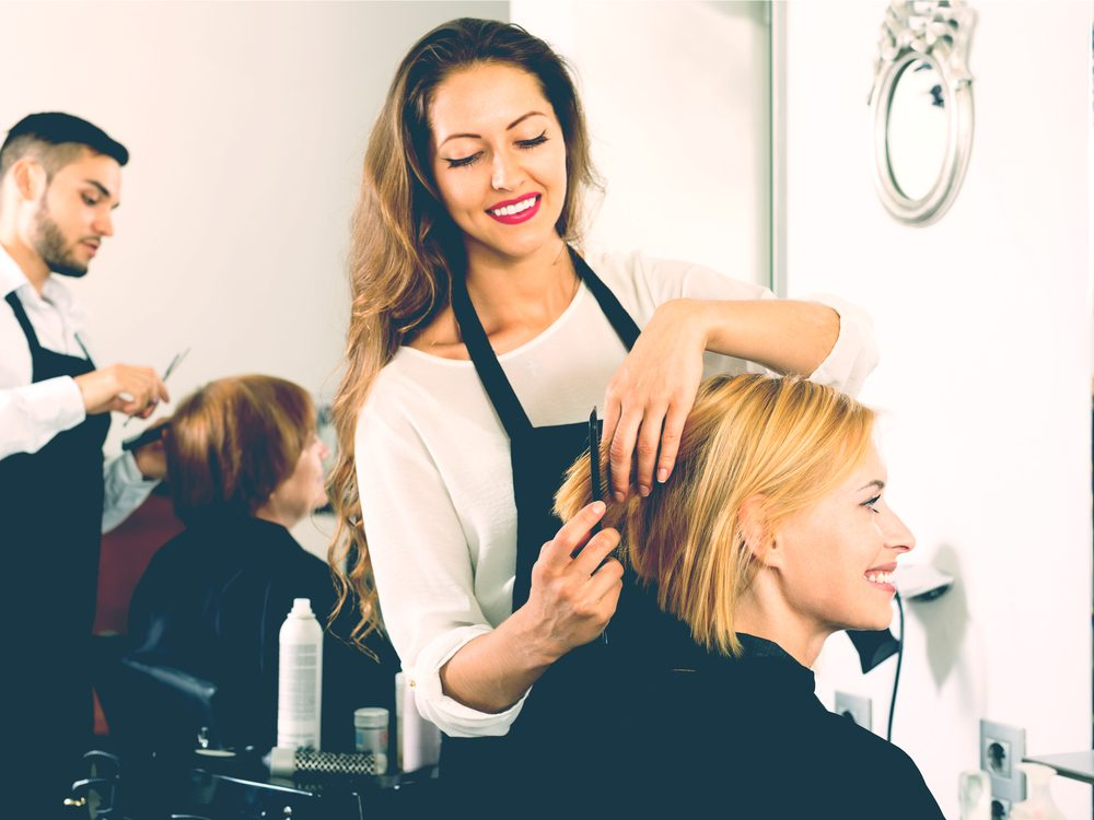 Hair stylist secret: don't cancel at the very last minute