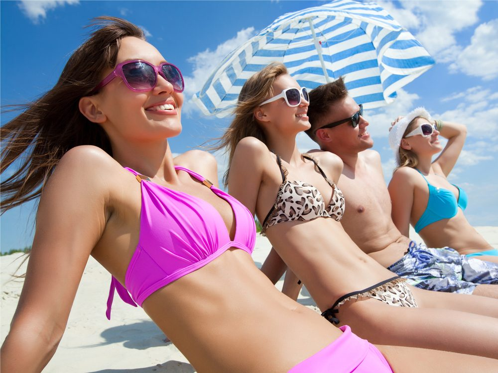 Previous sun damage is a sunscreen skin care myth