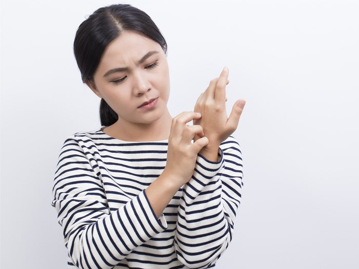 Tea tree oil can help cure psoriasis