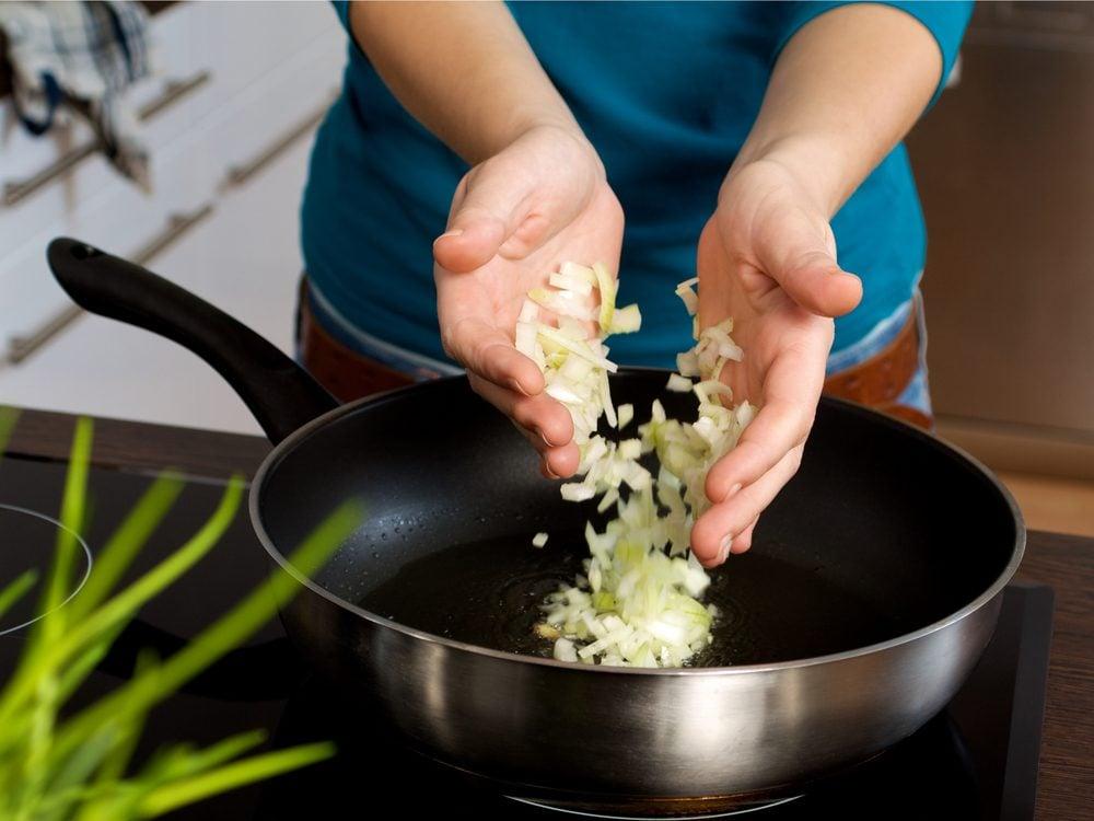 Celery root hash browns are a tasty vegan breakfast option .
