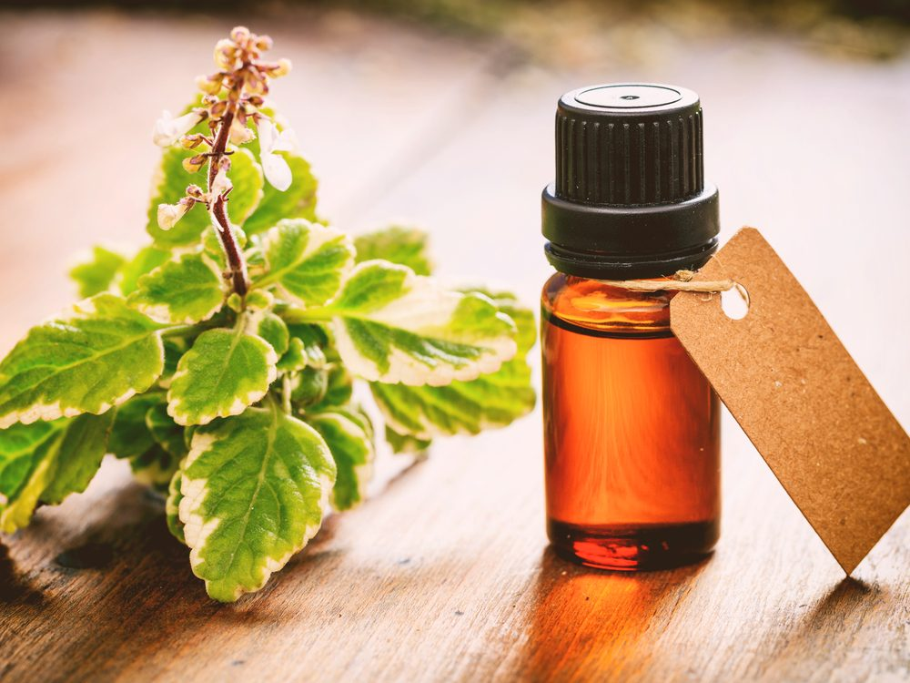 Tea tree oil is one of the surprising home remedies for acne