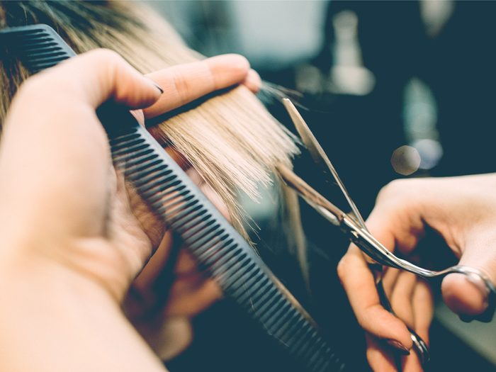 Hair stylist secrets: bodies and hair change as hormones change