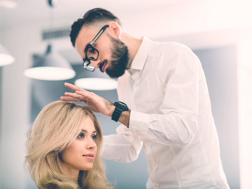 Hair stylist secret: don't ask a stylist to squeeze you in