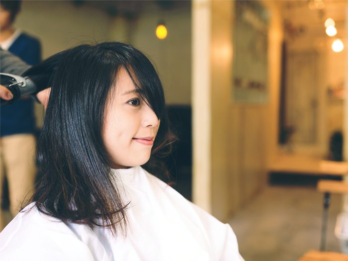 Hair stylist secret: thin hair doesn't have to be worn short