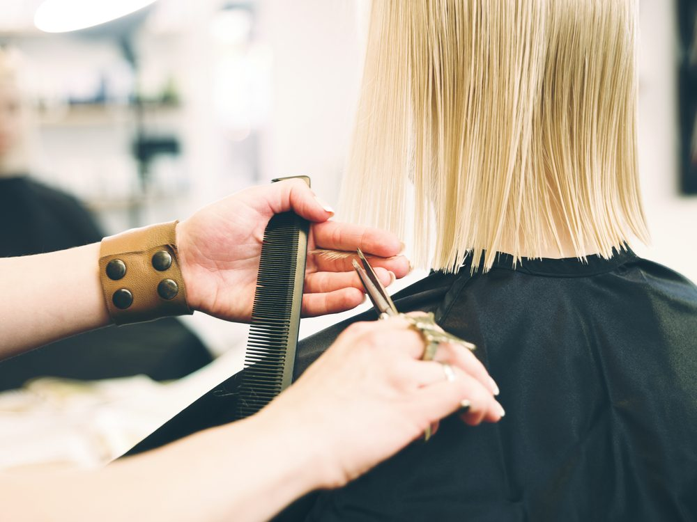 "Hair stylist secret: a trim is not ""just a trim"""