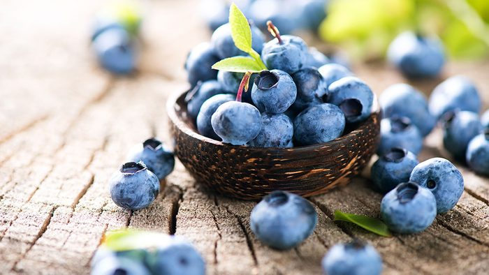 Affordable Superfoods, blueberries