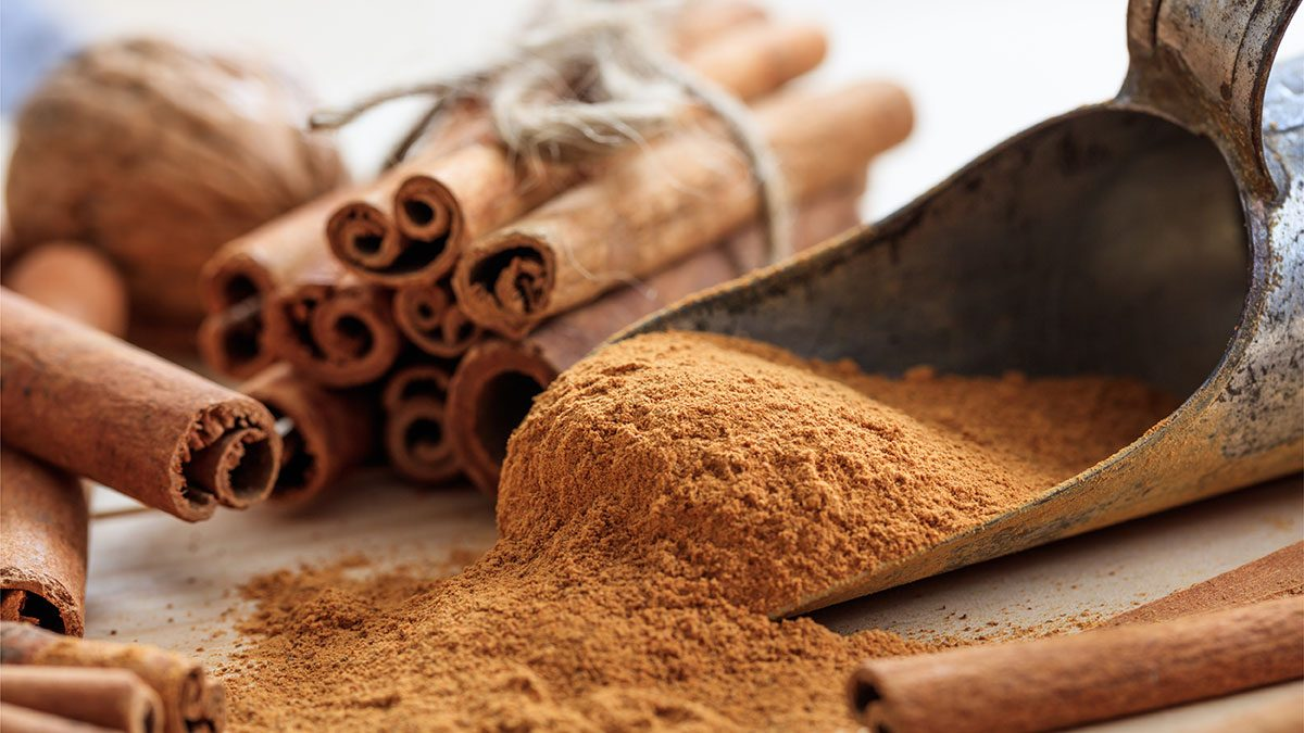 Affordable Superfoods, Cinnamon