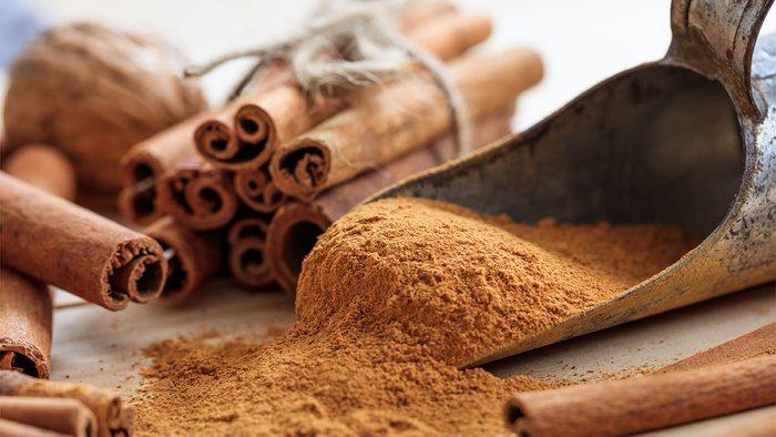 Affordable Superfoods, Cinnamon