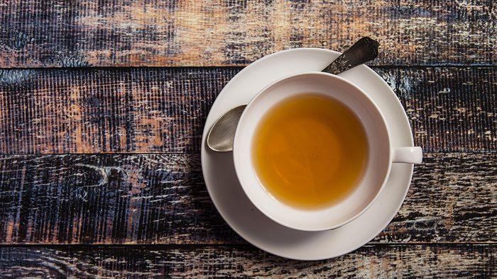 Affordable Superfoods, tea