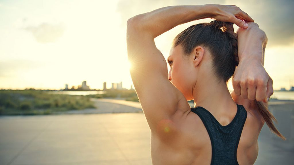 How to gain muscles size fast at home for a girl