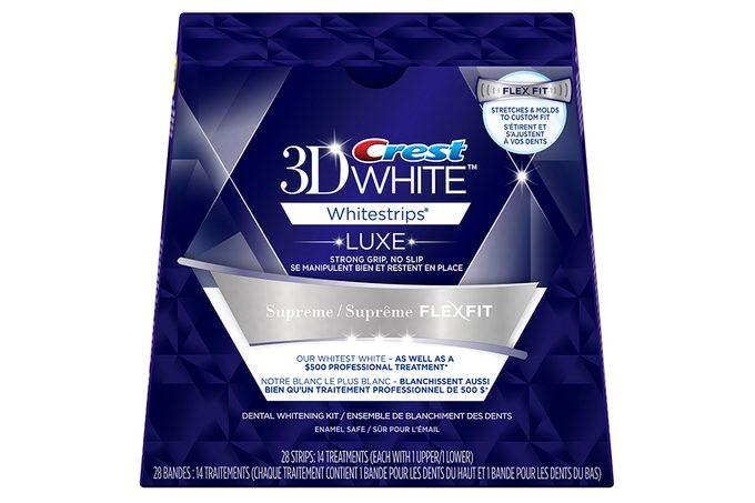 best teeth whitener Crest WhiteStrips