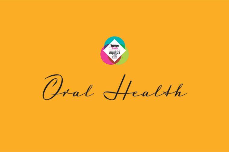 Best Health Wellness Awards Oral Health Graphic