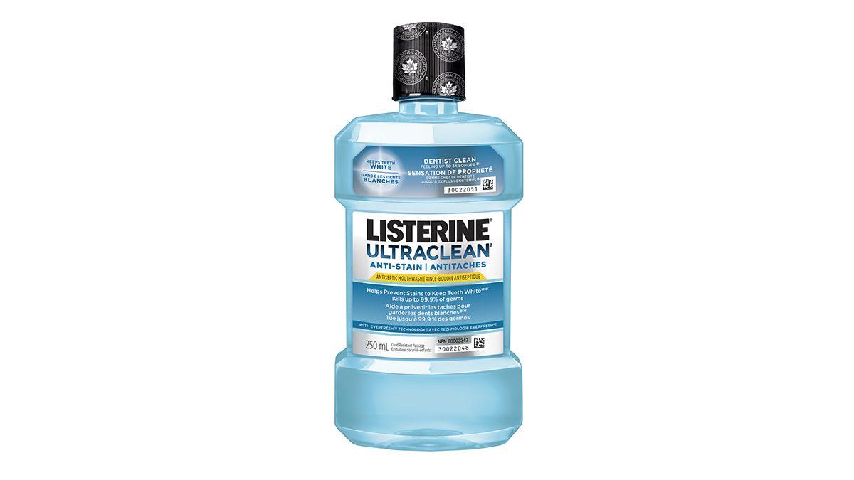 Best mouthwash Listerine