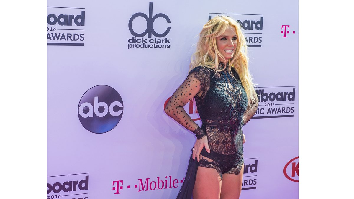 Britney Spears Fitspiration