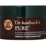 Dr Roebucks Pure Cream jar