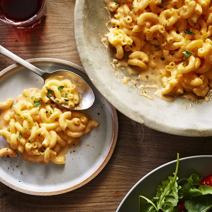 Gluten-Free, Lactose-Free Butternut Squash Macaroni and Cheese