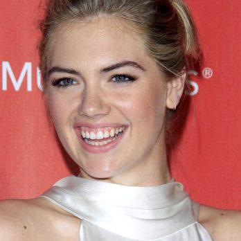 We Just Love Kate Upton's Take on Wedding Weight-Loss Goals
