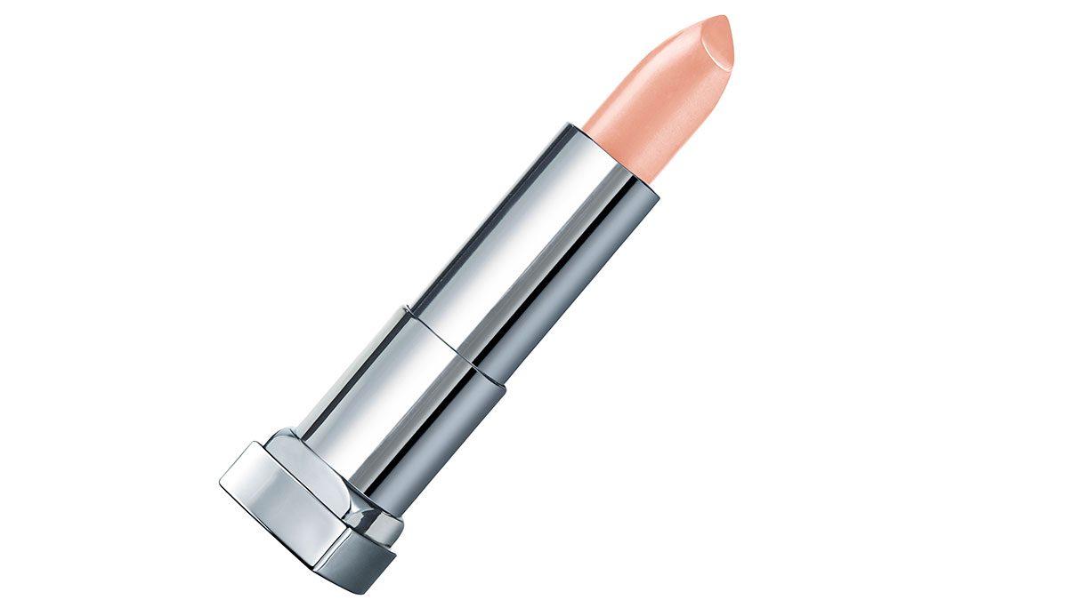 Spring 2017 lip colour, maybelline sensational matte nude lipstick