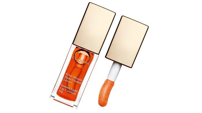 Spring 2017 lip colours, Clarins Lip Oil