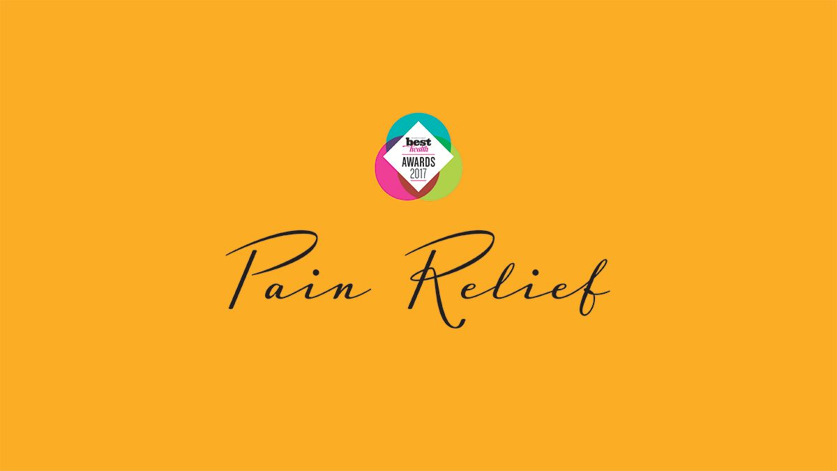Best Pain Relief