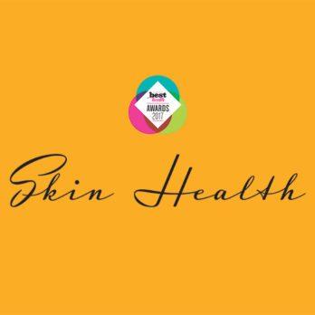 The 2017 Best Health Wellness Awards – Skin Health