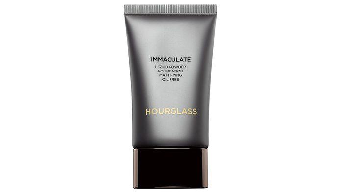 melt proof makeup, hourglass foundation