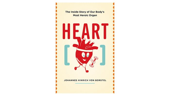 sex and heart health, heart book cover