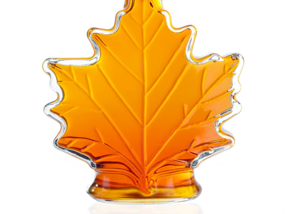 Maple syrup is one of the best foods for your belly