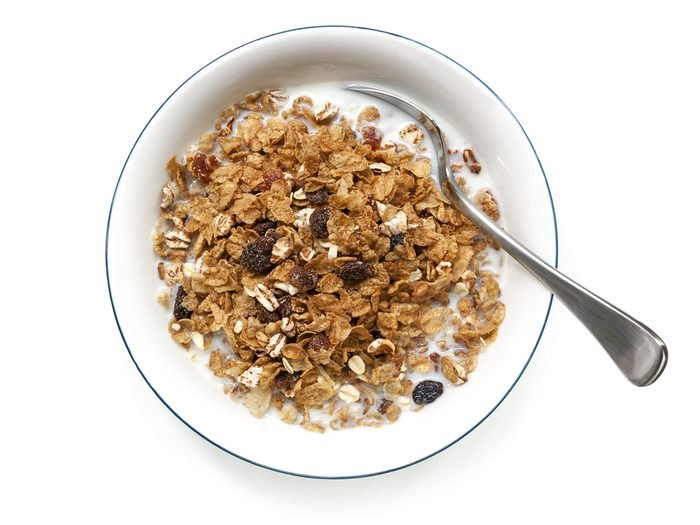 Low protein breakfast slows your metabolism