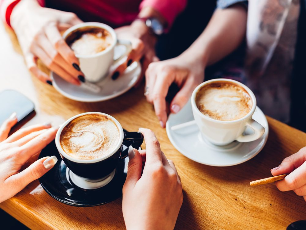 Diarrhea could be a sign you're drinking too much coffee